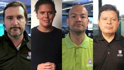 El 'Póker' de los favoritos al Mundial: Brasil es el que llega en mejor momento