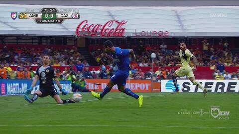 ¡Marchesín evitó el 1-0 de Cruz Azul!