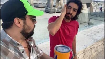 Aficionado intentó provocar a Rodolfo Pizarro en sus vacaciones