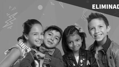 Los Peque Estrellas: Saith Maya 'Morokito', Abril Medina, Patricio López y Andrea Rosales