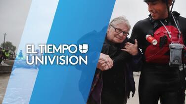 cómo recibir alertas del tiempo con la aplicación de Univision 45