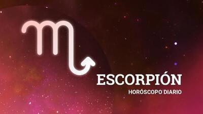 Horóscopos de Mizada   Escorpión 18 de febrero