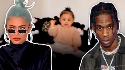 Kylie Jenner presumió el regalo de Travis Scott a su hija Stormi y que le costó 25,000 dólares