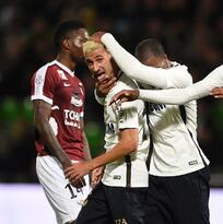 Mónaco aplastó 7-0 al Metz y es líder en Francia