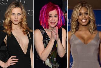 Caitlyn y más famosos transexuales o transgénero