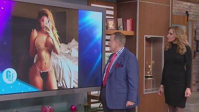 Raúl de Molina analizó la foto en ropa interior que compartió la hija de Myrka Dellanos y le mandó este mensaje