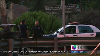¿Quién asesinó a jóvenes en Montecito Park?