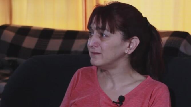 Fue violada desde los 8 años y al quedar embarazada le arrebataron a su hijo