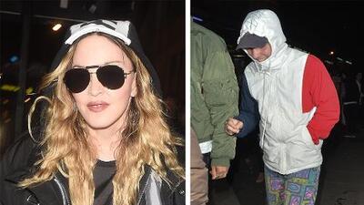 Madonna pide 'respeto' a la prensa tras la detención de su hijo Rocco por posesión de cannabis