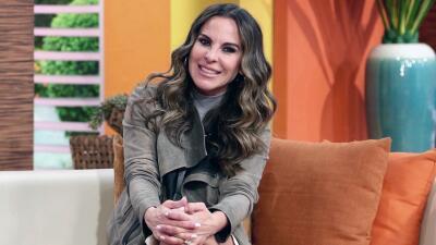 """Después de """"muchísimos"""" años de soledad, Kate del Castillo confesó que se quiere volver a enamorar"""