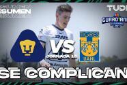 Pumas empata 0-0 con los Tigres en Ciudad Universitaria