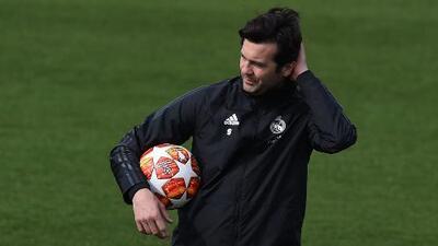 Santiago Solari asegura que el Real Madrid nunca se justifica ante la derrota