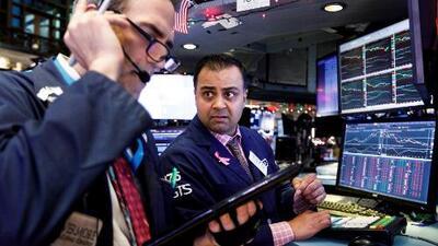 La bolsa de valores de EEUU tuvo una de sus peores vísperas de Navidad de la historia