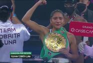 Yulihan Luna pone en la antesala del retiro a Mariana 'Barby' Juárez