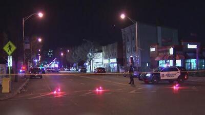 Un persona muerta y dos heridos es el saldo de un tiroteo en Newark