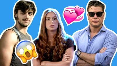 Ellos son los enamorados de Eliza en 'Totalmente diva'