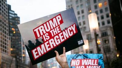 🎧 Podcast: Para entender la emergencia nacional que Trump reconoce que no hacía falta declarar