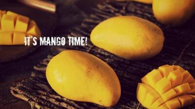 3 recetas que te harán amar al mango (sí, más)