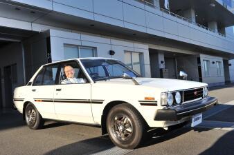 Los 50 años del Toyota Corolla en imágenes