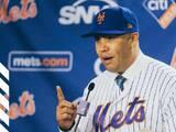 Carlos Beltrán debutará como manager de Mets