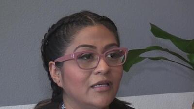Esta joven de Sacramento busca motivar a sus estudiantes a donar sangre frecuentemente