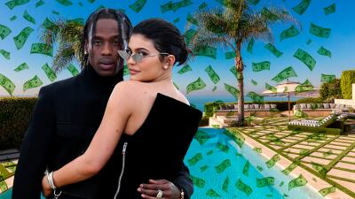 Kylie Jenner alquila por 450 mil dólares al mes una mansión que tiene lo que le falta a la suya