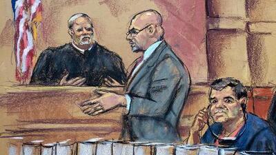 Él se ríe y los jurados temen por sus vidas: el juicio de El Chapo al descubierto