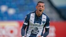 Funes Mori está de regreso con Rayados y sería titular ante Juárez