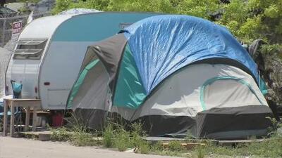 El ultimátum de las autoridades a depredadores sexuales que viven en un campamento en Miami-Dade