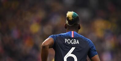 Paul Pogba niega que vaya a renunciar a la selección de Francia