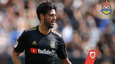 ¡'Bombardero' de dólares! Sólo por estas dos vías LAFC 'soltaría' a Carlos Vela para el Barcelona