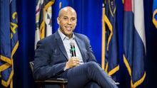Cory Booker gana las primarias demócratas en Nueva Jersey para el Senado