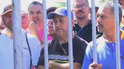 Reina la incertidumbre y la indignación entre los empleados de la fábrica Goodyear que cerró sus puertas en Venezuela