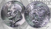 Algunas de estas monedas pueden valer miles de dólares para los coleccionistas en Estados Unidos