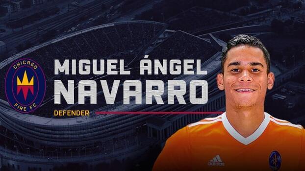 Fórmula 'vinotinto': Chicago Fire suma a joven talento de la selección Sub-23 de Venezuela