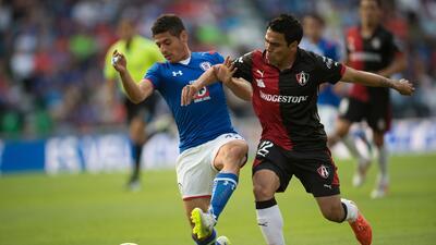 Cómo ver Cruz Azul vs Atlas en vivo, por la Liga MX