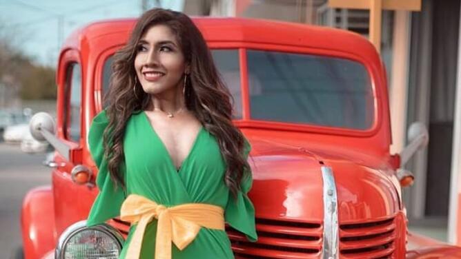 Sin importar sus limitaciones físicas, esta joven mexicana quiere demostrar que es toda una reina