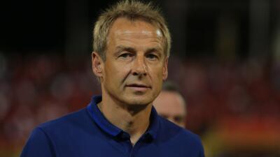 """Jürgen Klinsmann le responde a Feilhaber: """"Nunca mostró diferencia cuando fue convocado"""""""