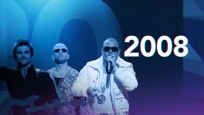 Belinda, Aventura y el regreso de Elvis Crespo: así fueron los veinte años de Premio Lo Nuestro en 2008