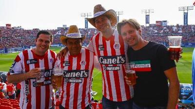 Una marea roja confía plenamente en el ascenso del Atlético San Luis