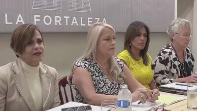Wanda Vázquez emite una declaración de alerta nacional por casos de violencia contra la mujer