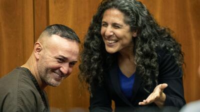 El rostro de la libertad: estuvo condenado a cadena perpetua en California por un delito que no cometió