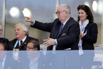 El hombre tras el fútbol argentino