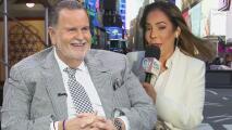 Gelena Solano cumple años y Raúl de Molina bromea sobre la edad de la corresponsal
