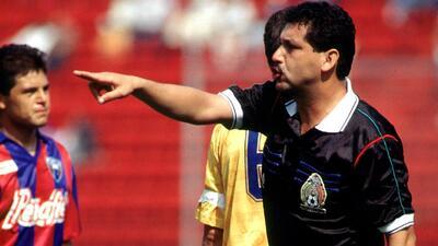 Fallece Pascual Rebolledo, ex árbitro mexicano