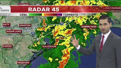 Descontinúan aviso de vigilancia por tornados en Houston y áreas aledañas