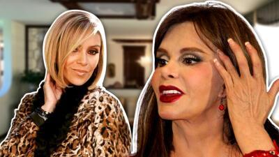 Con un mensaje tajante, Lucía Méndez responde al rumor de que Daniela Castro robó objetos de su casa