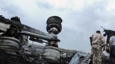 Comparan la tragedia del avión malasio con el 9/11