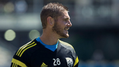 Chicago Fire fichó al arquero Matt Lampson