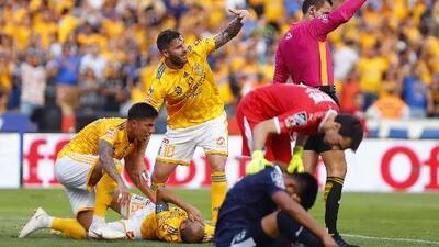 Guido Pizarro revivió el angustioso momento en el que perdió el sentido ante Monterrey